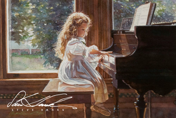 Steve Hanks - The Sound of Tiny Fingers
