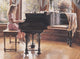 Steve Hanks - The Music Room Detail Print unsigned