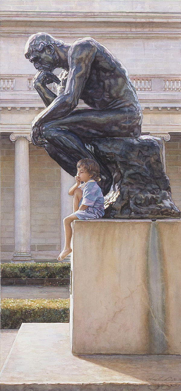 Steve Hanks - The Thinkers