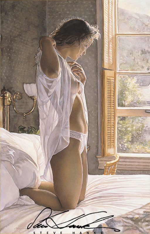 Steve Hanks - Time Standing Still