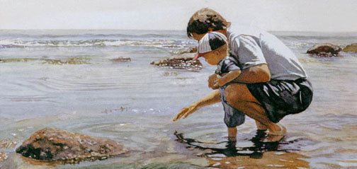 Steve Hanks - Time with Dad