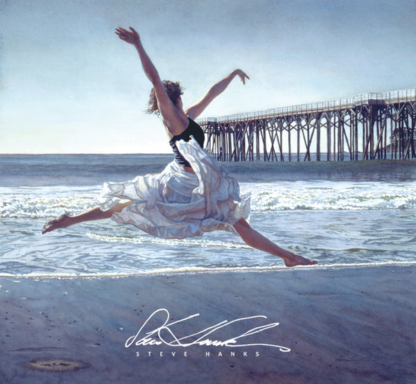 Steve Hanks - To Dance Before the Sea and Sky