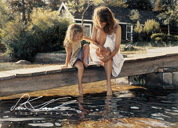 Steve Hanks - Touching the Surface
