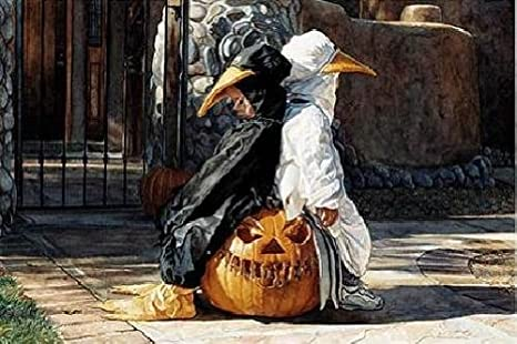 Steve Hanks - Waiting On Halloween