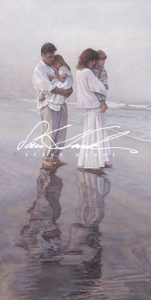 Steve Hanks - When the Fog Rolls In