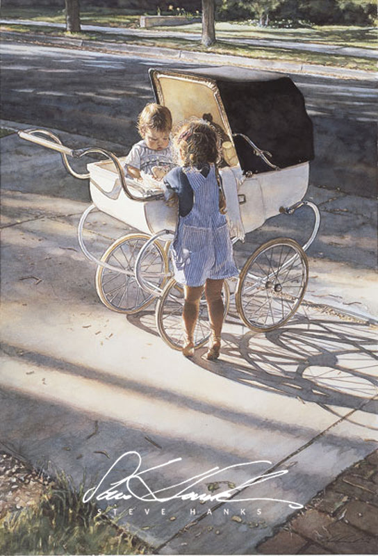 Steve Hanks - Where the Light Shines Brightest