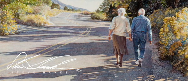 Steve Hanks - Young at Heart