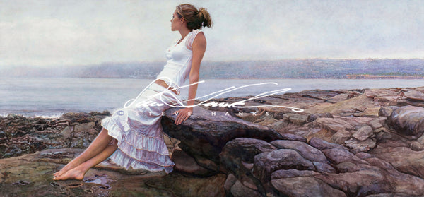 Steve Hanks  - At the Edge of So Many Tomorrows