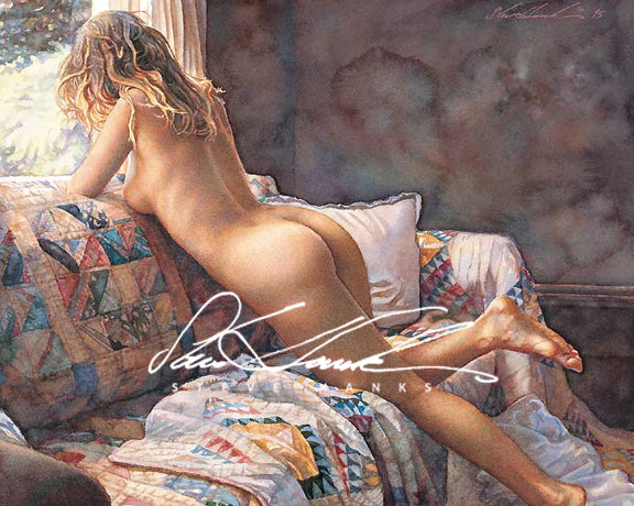 Steve Hanks - Interior View