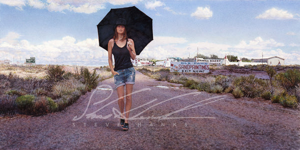 Steve Hanks - Just Passing Through