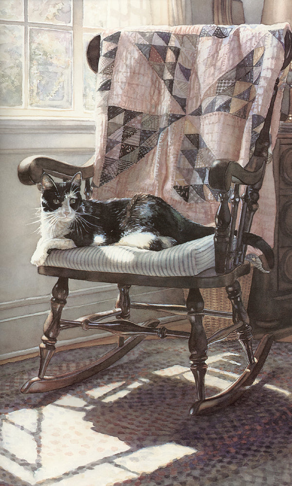 Steve Hanks - The Cat's Lair
