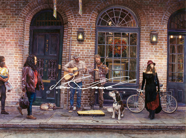 Steve Hanks  - The Sights and Sounds of New Orleans
