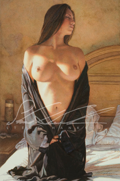 Steve Hanks - Wearing the Light