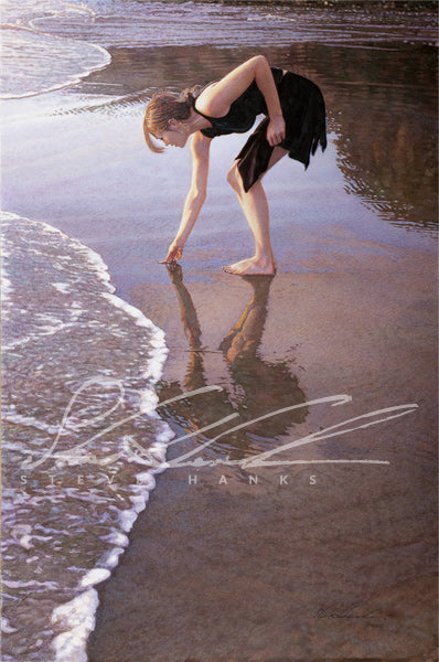 Steve Hanks - Where the Ocean Paints the Sand