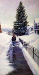 Steve Hanks  - Where Winter is Taken in Stride