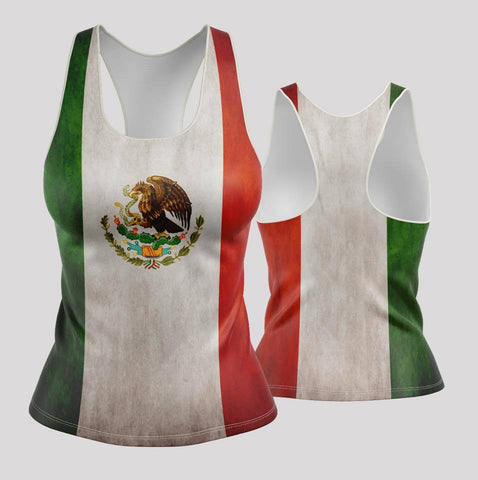 International Mexico Racerback
