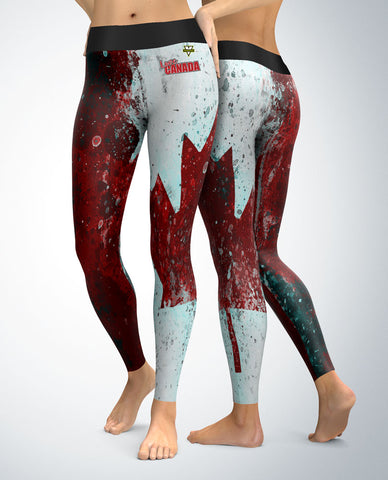 International Canadian Leggings (dark)