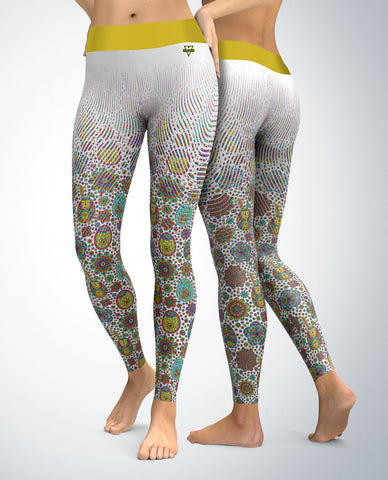 Easter Celebration Leggings