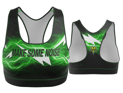 Make Some Noise Sports Bra
