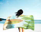 Surf Boards Beach Towel
