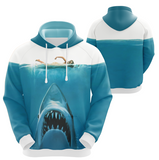 Shark Attack Hoodie (unisex sizing)