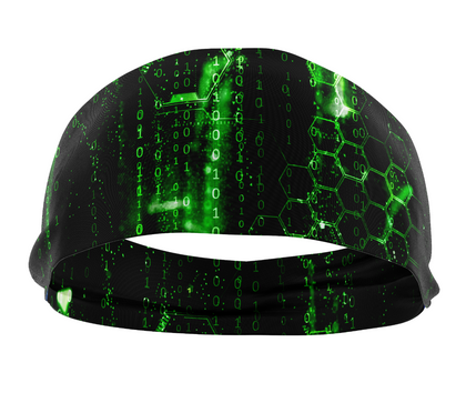 Digital Rain HeadBand