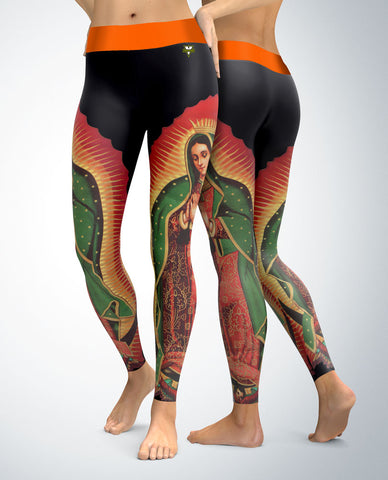 Virgin Mary Leggings