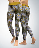 Daisy Field Leggings