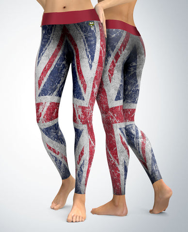 International England Leggings