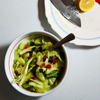 Fennel, Cucumber, Chilli & Mint (Vegan)