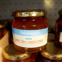 Leopard (Famous) Sweet Chilli - Ginger Syrup (250ml)