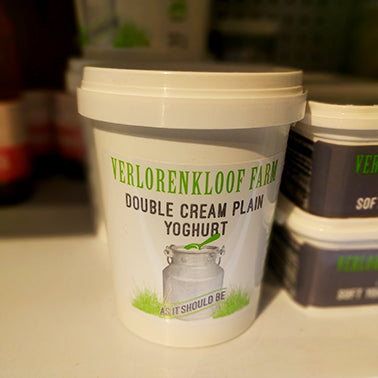 Verlorenkloof Full Cream Yoghurt (500ml)