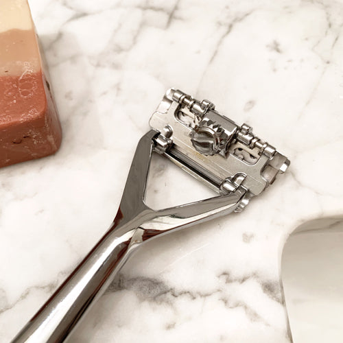Zero Waste Stainless Steel Razor
