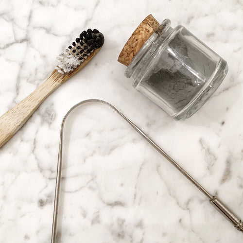Zero Waste Toothpowder