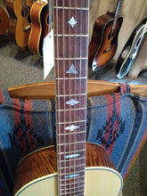 "New Randy Wood ""O"" Size Guitar"