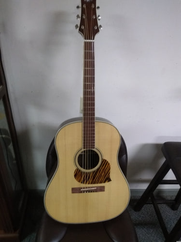 New Randy Wood Rosewood Slope Shoulder - 12 Fret