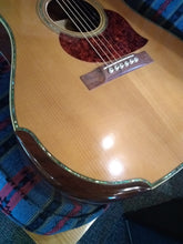 2011 Randy Wood Koa Custom