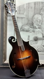 New Randy Wood Standard Mandolin