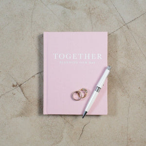 Wedding Journal, Together Planning Our Day | Meminio Memory Cases