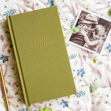 Family Gratitude Journal | Meminio Memory Cases