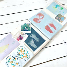 Memories Folder in Duck Egg | Meminio Memory Cases