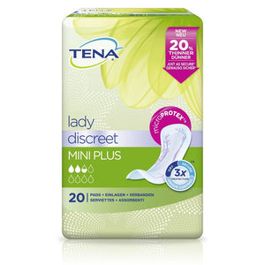 Tena Lady Discreet Mini Plus (1 Pkg. = 20 Stk.)