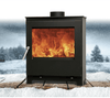 Woodford 5 Wide (5kW+) Stove