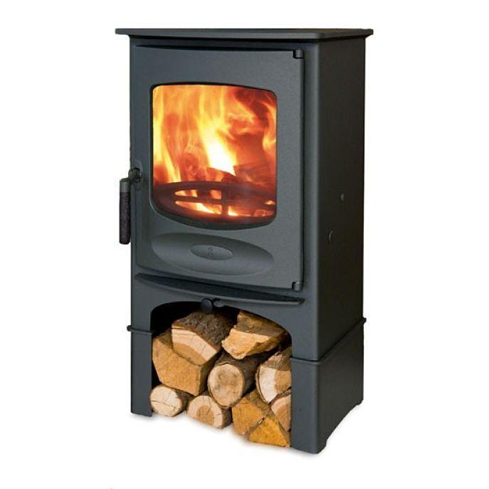 Charnwood C6 (7kW+) Stove +FREE £220-£265 DURAFLUE CHIMNEY LINER OR TWINWALL - Stove Fitter's Warehouse - 1