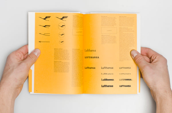 A505: Lufthansa + Graphic Design