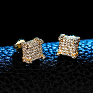 Square Earring Set