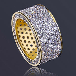 18k Lab Diamond Eternity Ring - stndrdz
