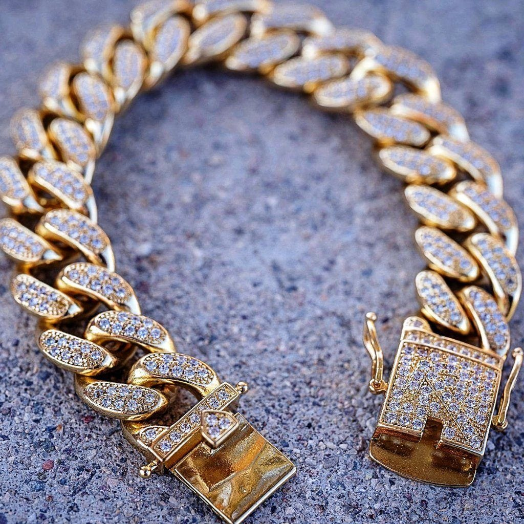 Cuban Link Chain For Sale >> Cuban Link Chain | Ankh | Gold Chains for Men | Iced Out ...