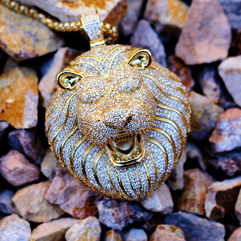 King Lion Pendant
