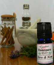 here and now essential oil by garden                               essence oils